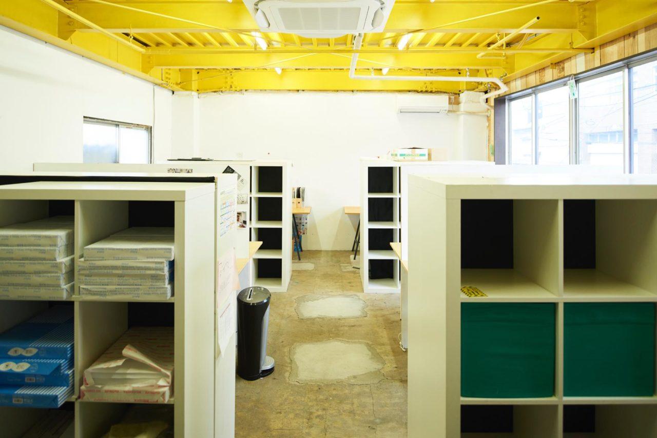 2階オフィス